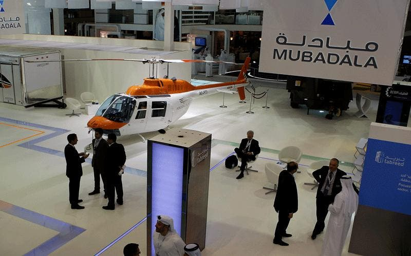 Mubadala and RDIF are each committing $1 billion