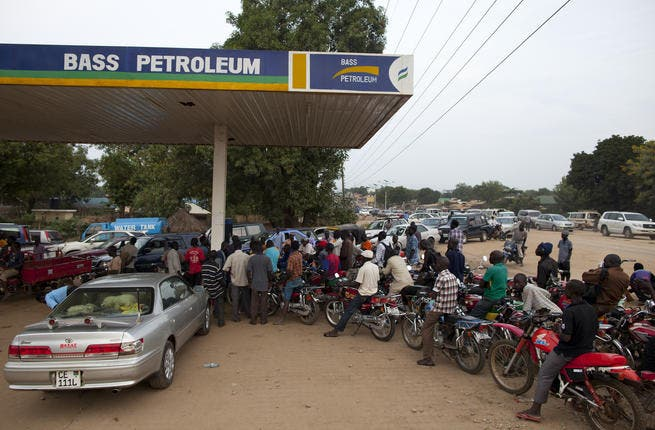 Inflation is easing in South Sudan, but fuel crises remain a concern