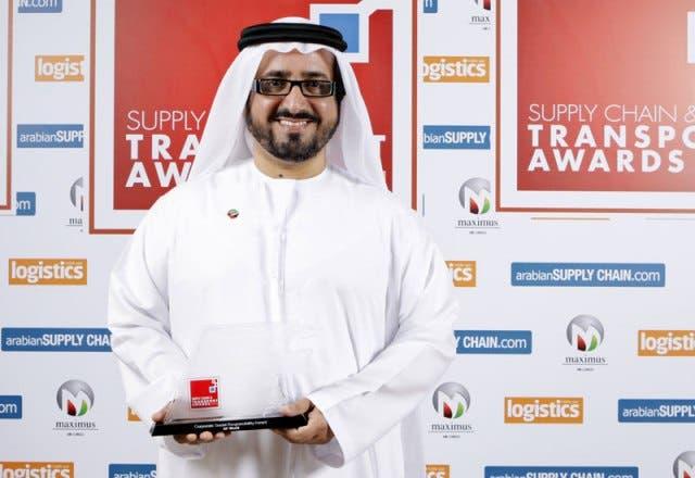Tariq Bin Khalifa, Director of DP World, UAE Region