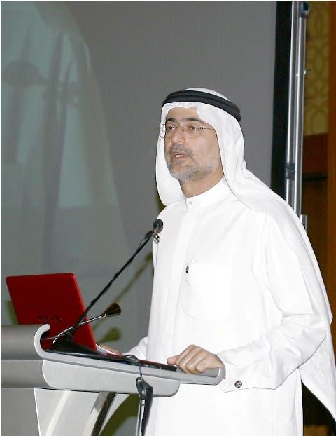 Mohammed Sharaf, DP World CEO
