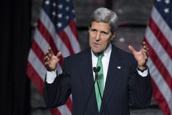 John Kerry, U.S. secretary of state [Getty Images]