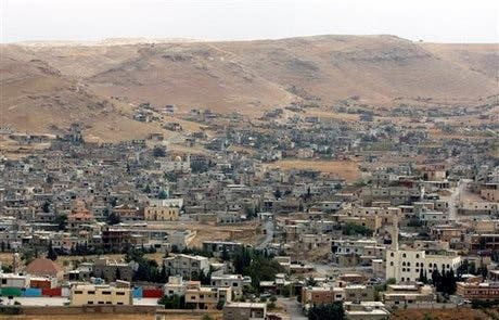 Syrian forces raided the Arsal region of Lebanon, a predominantly Sunni area that serves as a major route to smuggle goods and other items into Syria (Courtesy of Naharnet)
