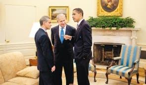 Netanyahu meets Obama