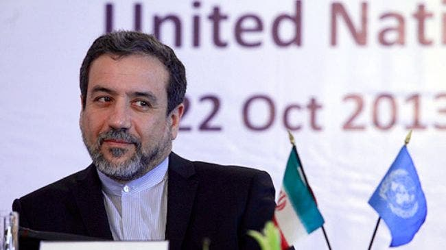 Iran's chief nuclear negotiator Abbas Araqchi will meet with the head of the International Atomic Energy Agency (IAEA) Yukiya Amano on Monday in Vienna (Courtesy of Press TV)