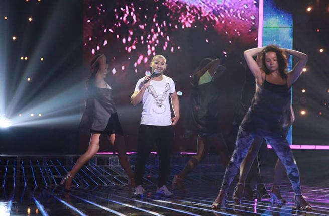 And the winner is....Mohammad al-Reifi! Already the most popular on social media, he won over everyone's heart at the X-Factor final on Friday.