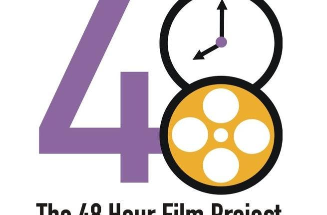 The 48 Hour Film Project official logo