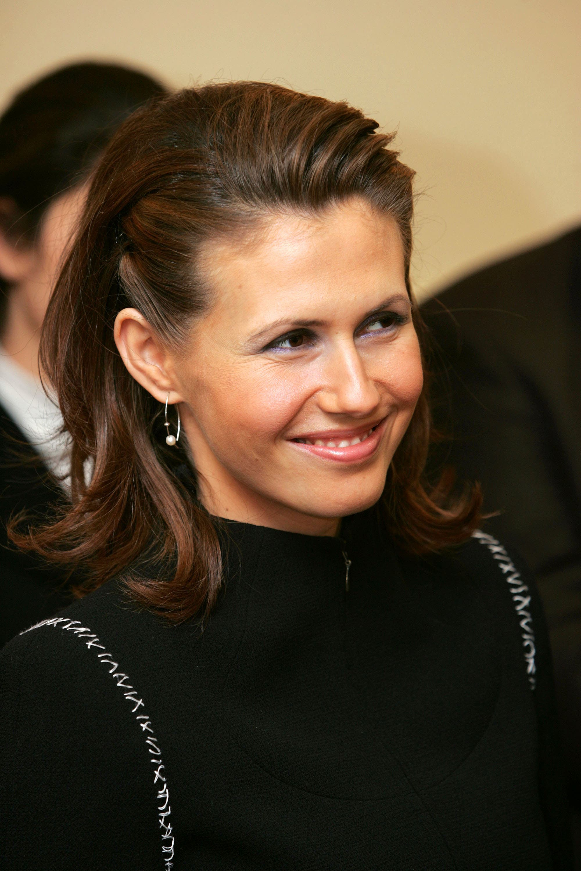 Bashar al-Assad's wife in Vogue: Ill-timed, lashes out ...