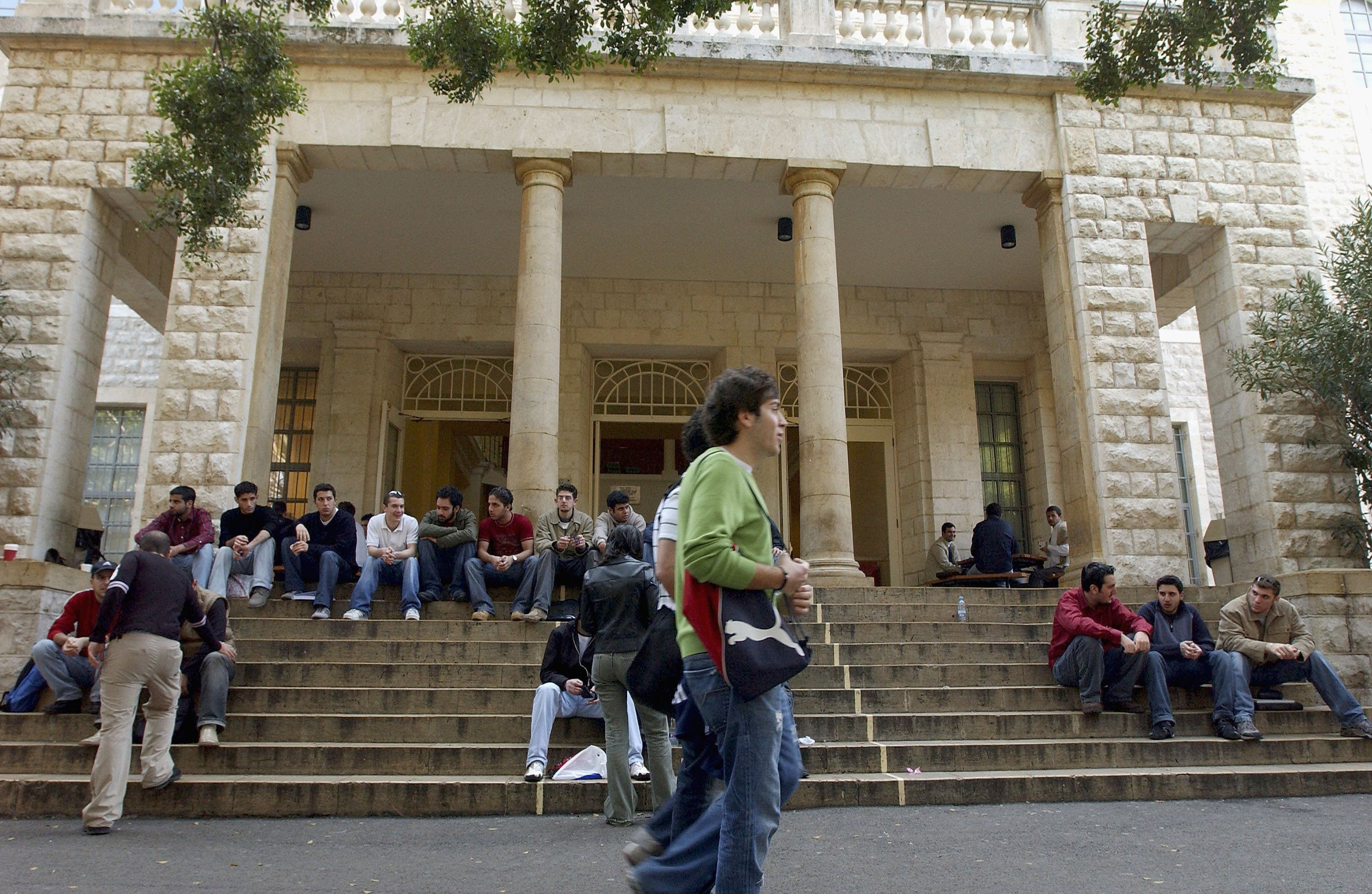 American University of Beirut: It seems while protest fever is high Arabs are resorting to this new-found weapon: they now expect fairer treatment at home and abroad.