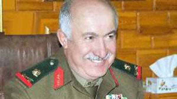 Jamaa was considered one of the most powerful Syrian army officers in the country (Courtesy of Syria Center News)
