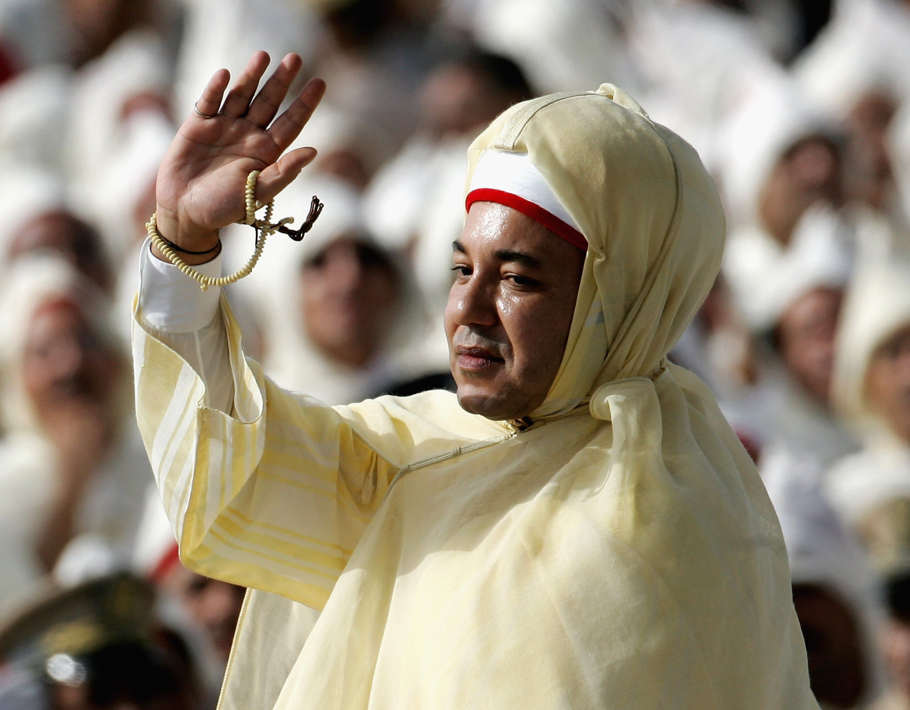 It is not the King Mohammed VI of Morocco that is to blame for the malaise in his country.