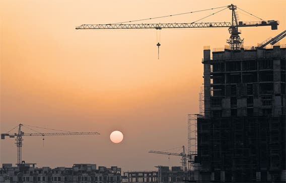 Back in Saudi, the Ministry of Housing awarded six infrastructure projects worth more than $1bn USD
