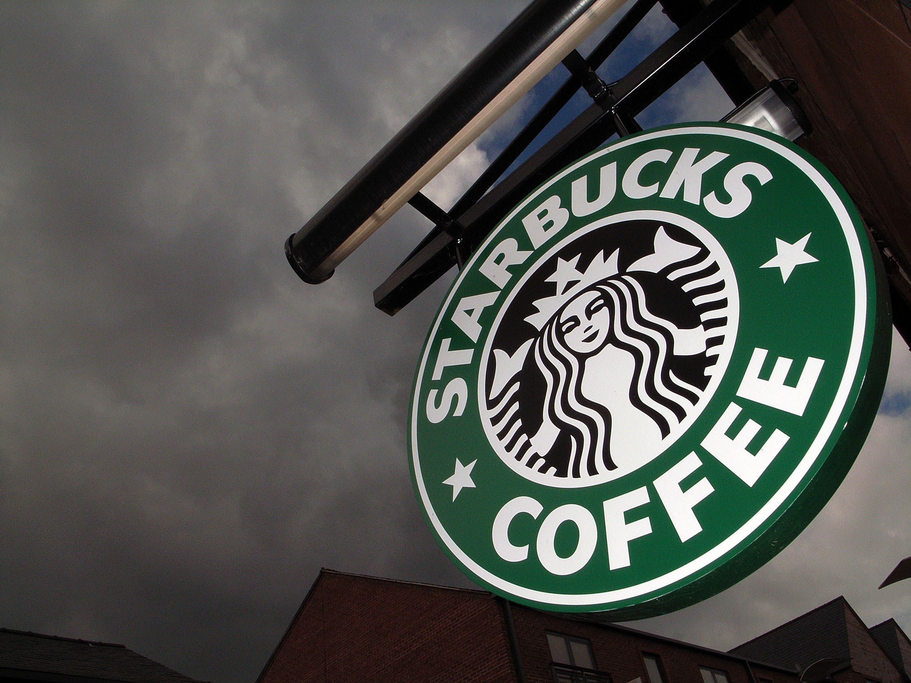 Starbucks on a declining popularity slope in the Mideast with its long-alleged association with the Zionist movement.