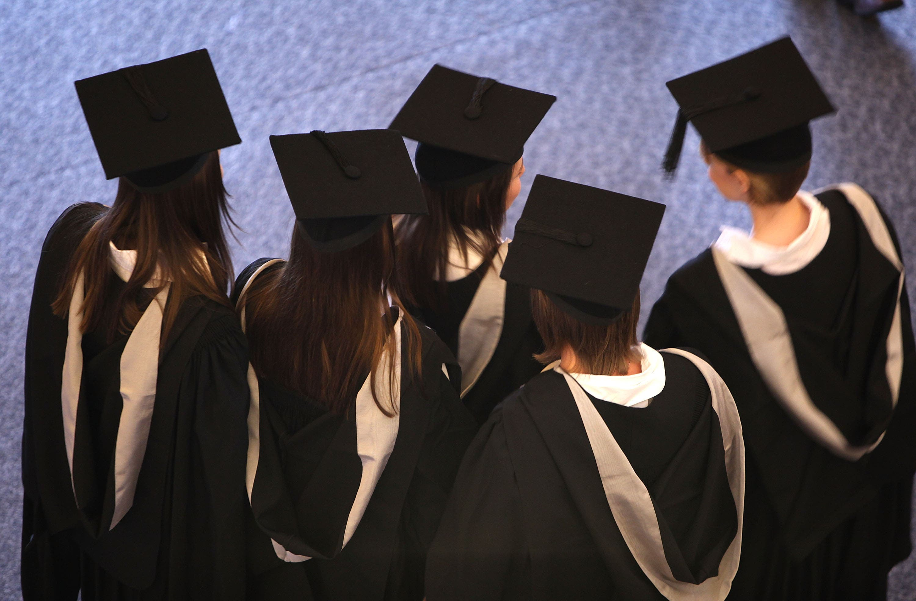 University degrees are a good start but not a free ticket to a high-flying successful career, necessarily