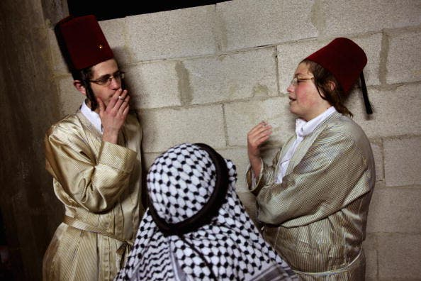 Jews and Arabs- why are their lives weighed differently by the media and arguably people's subliminal thoughts?