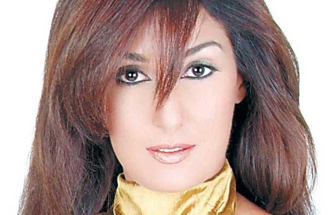 Ghada to film a love affair in Rome