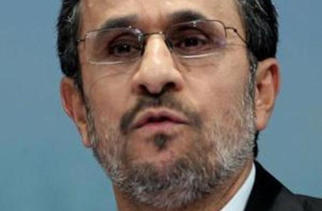 Iran's President Mahmoud Ahmadinejad telephoned Pakistani President Asif Ali Zardari  ahead of the 'D8' summit