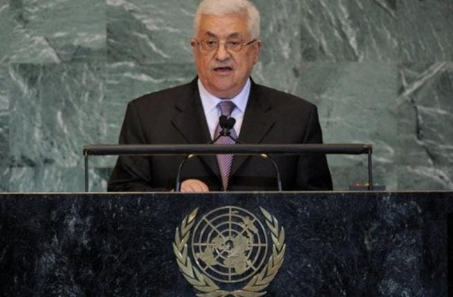 Palestinian president Mahmoud Abbas has filed for Palestine's recognition in 63 U.N. agencies, treaties, and conventions (File Archive/AFP)