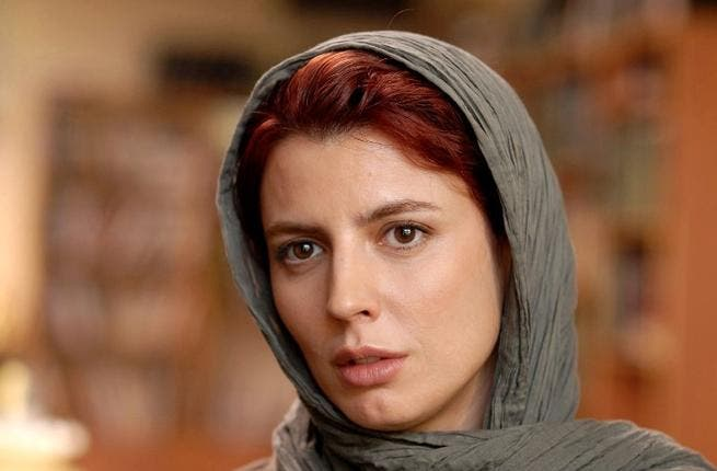 Iranian actress Leila Hatami in 'A Separation'.
