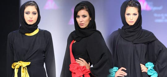 Dresses rather than veils? Many people now think that they are trendy and some men have started to see abayas in a sexual light.