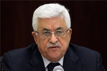 Palestinian leader Mahmood Abbas told reporters that Palestinians will act against Israel through international bodies if peace talks fail (File Archive)