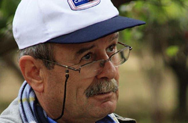 Syrian director. Abdul Latif Abdul Hamid.