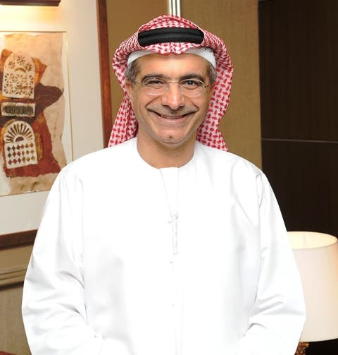 Abdulhamid Mohammed Saeed, MD and Board Member of First Gulf Bank