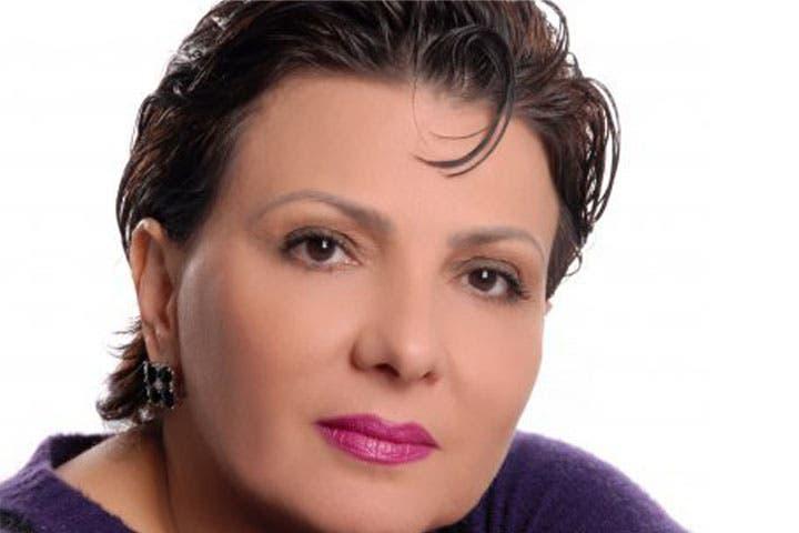 Jordanian actress Abeer Eisa appreciates the fame Khaleeji dramas granted her. (Image: Arab News)