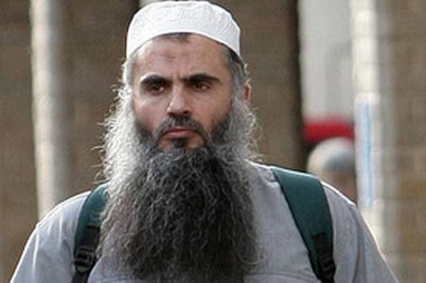 Abu Qatada, Osama Bin Laden's ambassador, or right hand man, is enjoying the good life after prison.