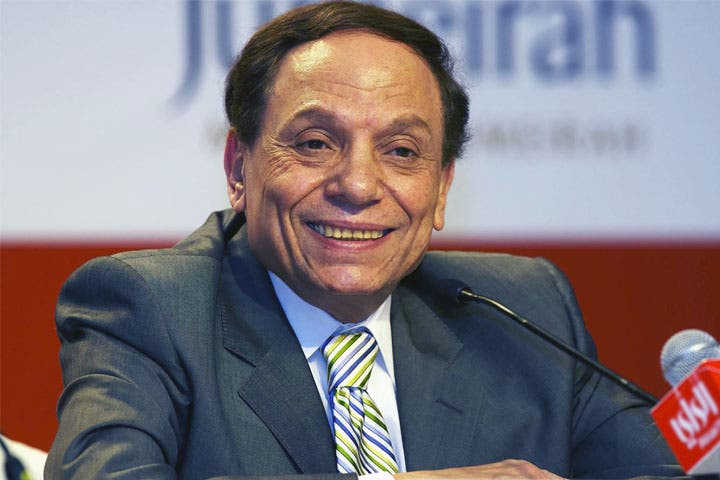 No need to worry fans, Adel Imam is alive! (Image: Facebook)