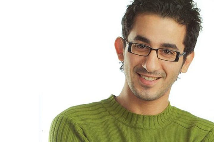 Ahmed Helmy is threatening anyone impersonating him on FB and Twitter. (Image: Facebook)