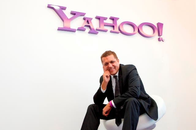 "Yahoo, which competes with Google and Facebook for internet users, said Cairo has been a ""good home to Yahoo,"" and vowed to treat Cairo employees with respect and fairness through this transition."