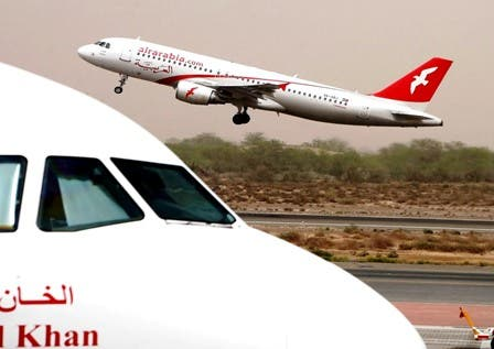 Air Arabia's passenger numbers hit record highs in the first quarter of 2013