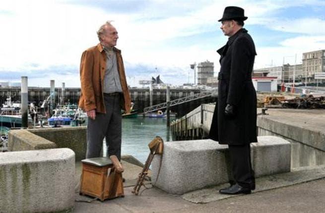 "A scene from Aki Kaurismki's ""Le Havre."""