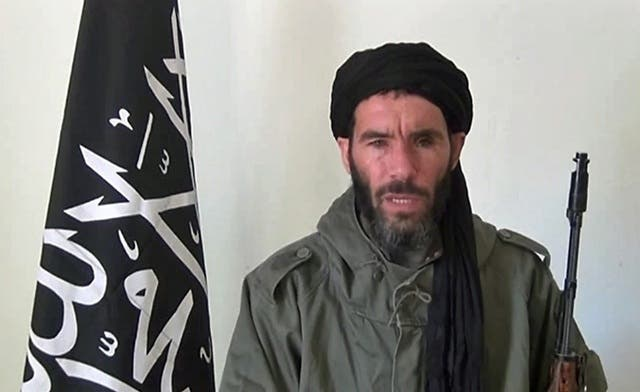 Mokhtar Belmokhtar, commander of al-Qaeda in North Africa.