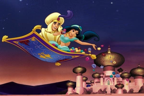 Disney's orientalist love tale Aladdin will be hitting Broadway stages next year. (Photo courtesy of Disney)