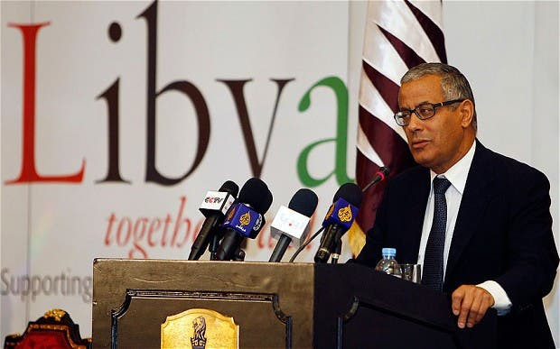 Libyan Prime Minister Ali Zeidan has been freed by the rebels who kidnapped him from a hotel on Thursday morning. (AFP/File)