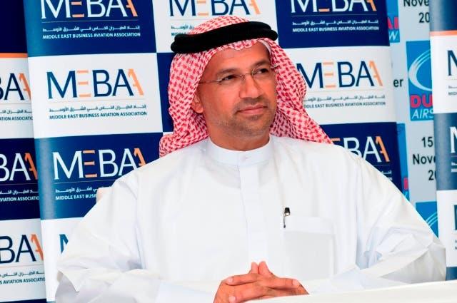 Ali Ahmed Al Naqbi, Founding Chairman of MEBAA