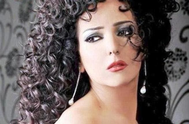Amal Arafeh's Facebook page has been hacked