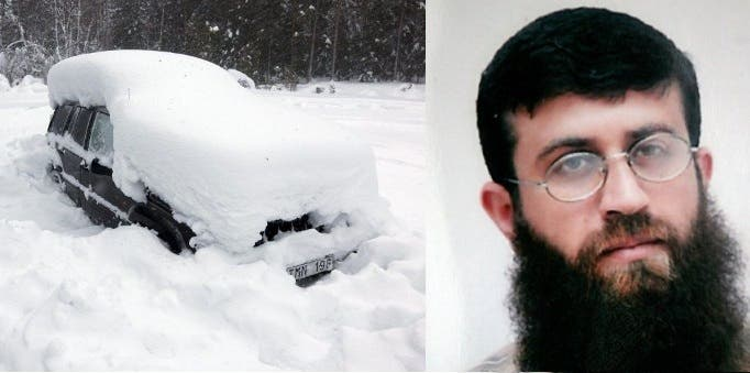 Starving for a cause: American in Arabia doesn't put Khader Adnan, the Palestinian hunger striker, and Peter Skyllberg, the hapless homeless Swede, in the same league.