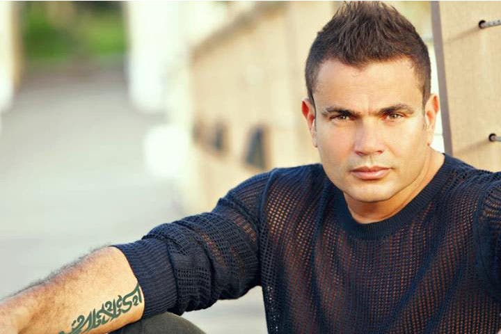 Amr Diab is busy filming music clips and not worrying about his leaked album. (Image: Facebook)