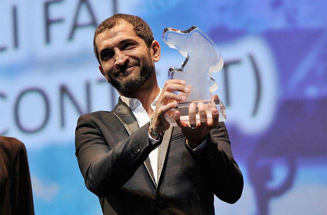 Amr Waked won Best Actor in the Muhr Arab Feature category for his performance in revolutionary film El-Sheta Illi Fat ('Winter of Discontent').