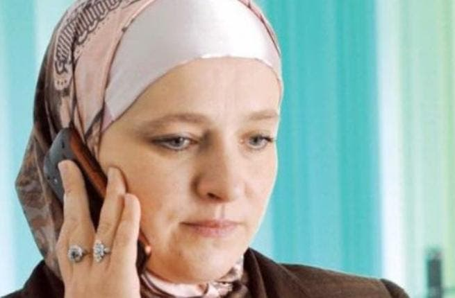 The veiled mayor: Amra Babic