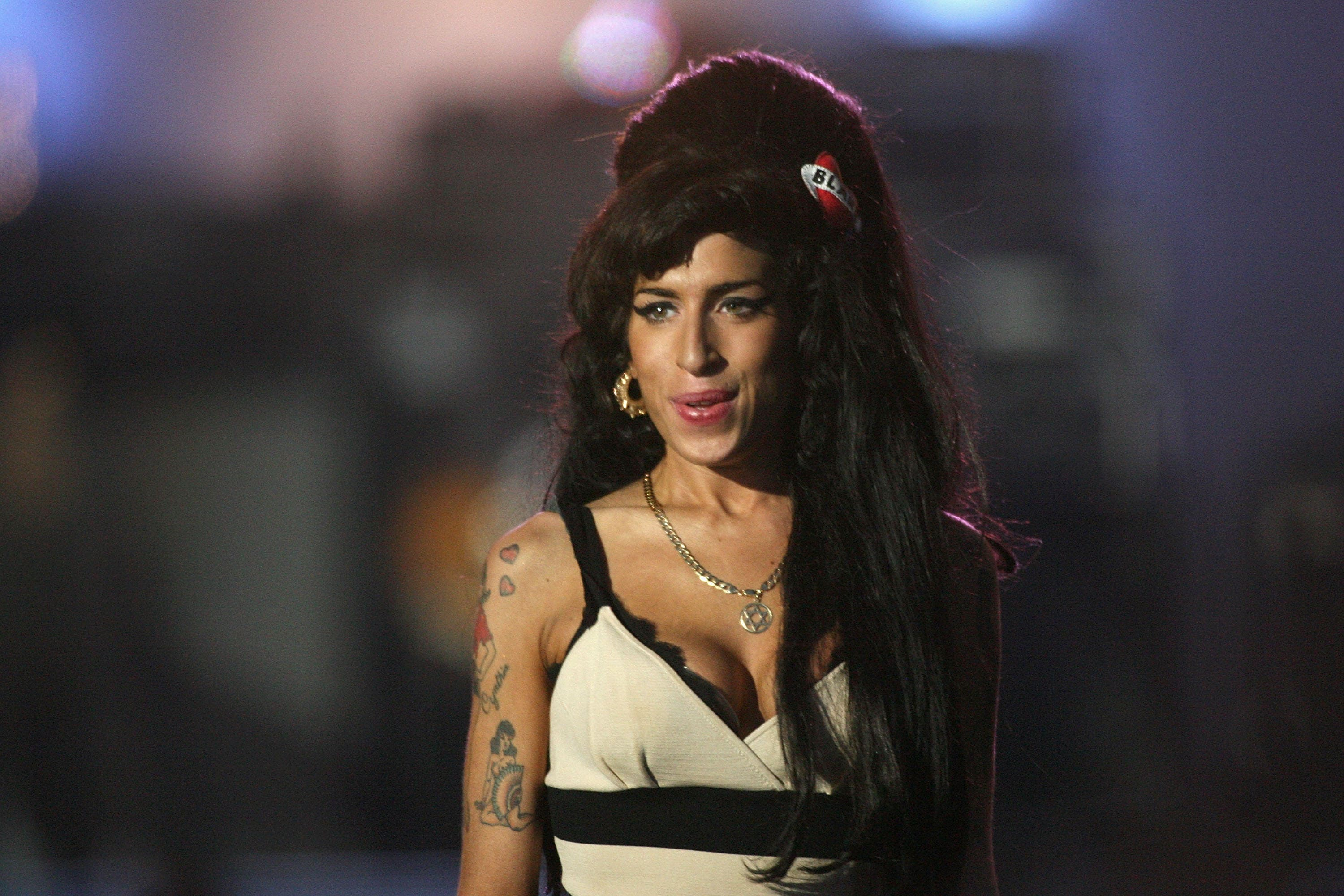 Amy Winehouse, a musical talent of today's generation, is dead at 27. She spent her artistic life drowning in the the sordid world of drugs & alcohol abuse, but left us some class act hits and albums as her young legacy.