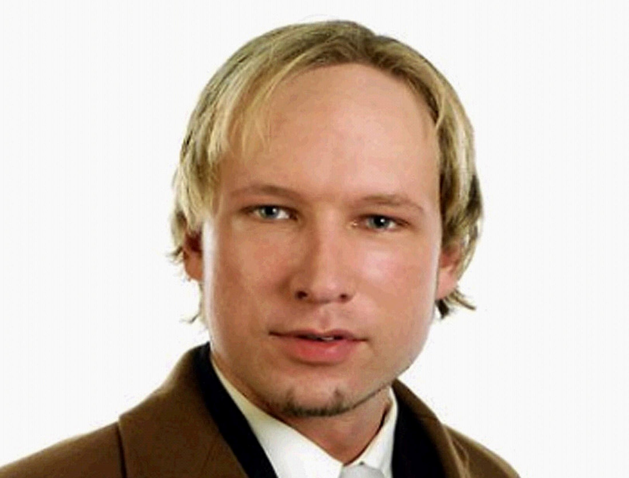 Anders Behring Breivik is the Norwegian face of terror who was full of hatred toward Muslims and anti-Semites  (of the anti-Israeli variety).