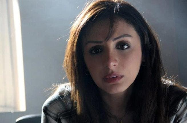 Angham contemplates the dangers of the internet... online!