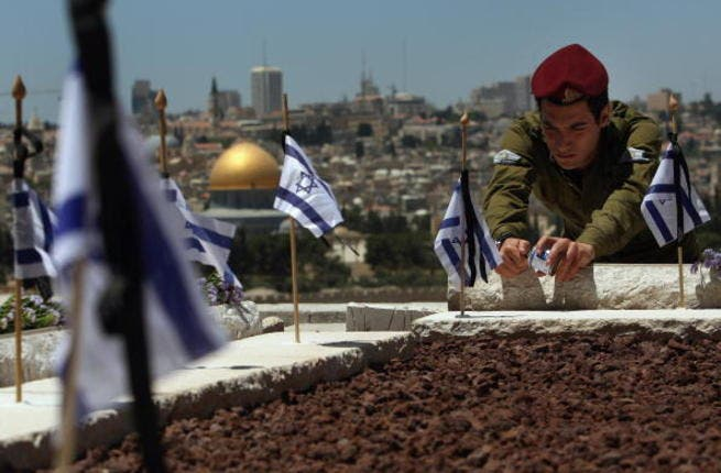 Israel fakes it to colonize burial sites (Image used for illustrative purposes)