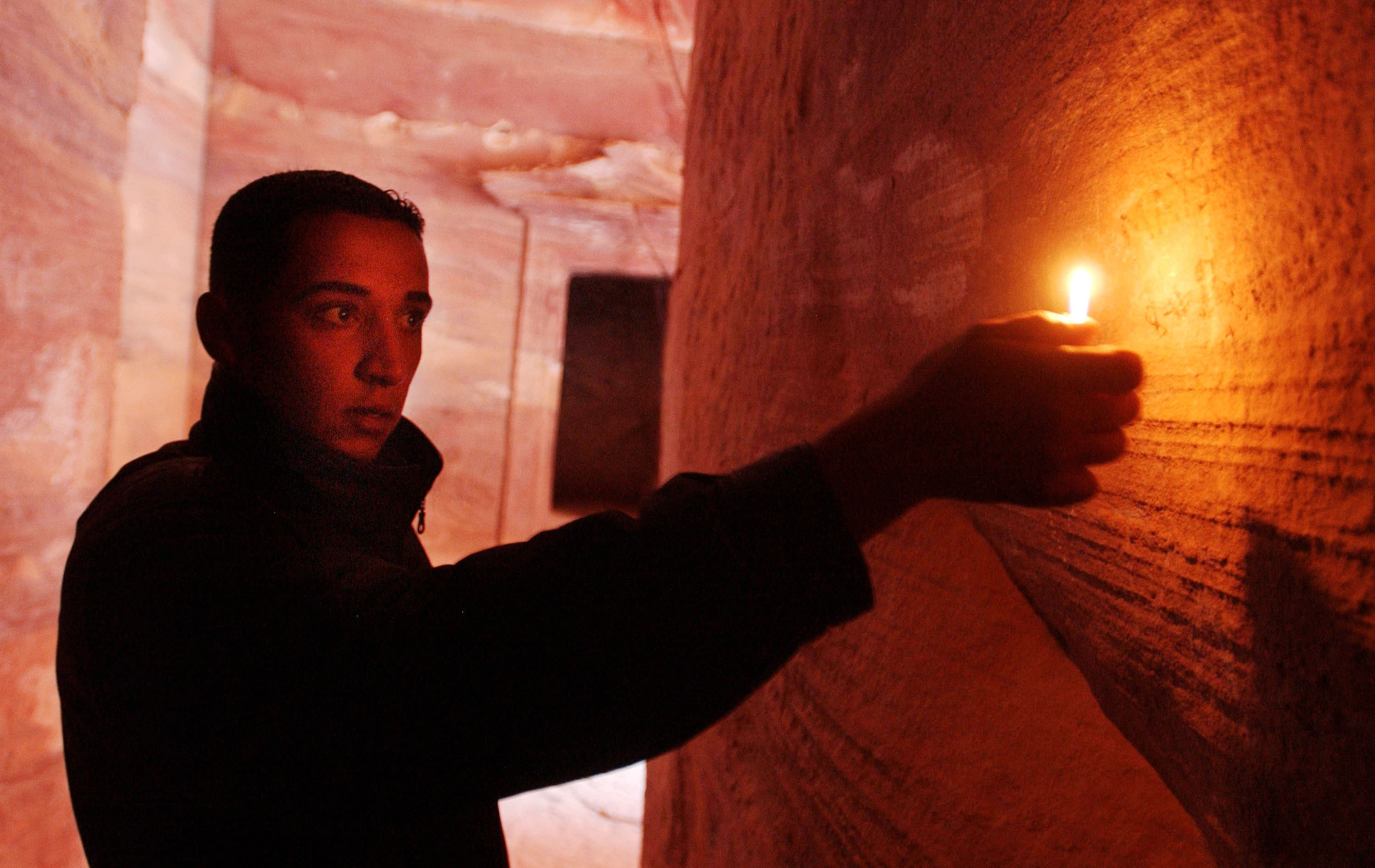 Advanced genetic profiling and archaeological theory are shining a light on humanity's origins as Arab- Shown for illustrative purposes.