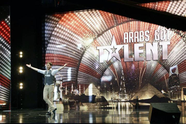 Arabs Got Talent is off to grand slammin' start. (Image: Facebook)
