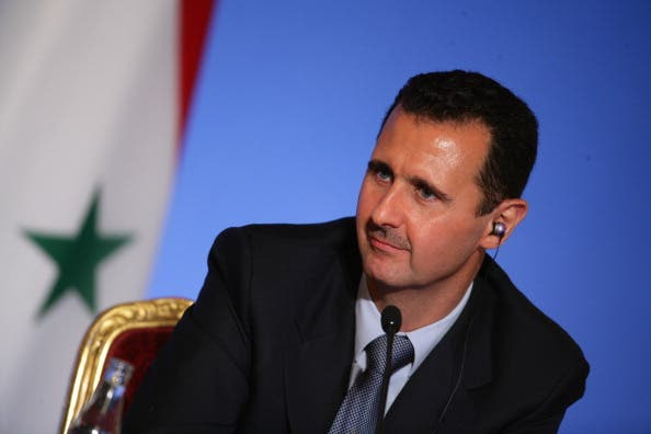 The Syrian National Coalition on Sunday said there would be absolutely no role for Syrian President Bashar Assad in the country's future. (AFP/File)