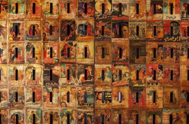 Palestinian artist Ayman Debadan may have only experienced a year in his hometown but it has left a permanent effect on him and in turn, his art.